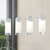 Height-adjustable Aggius LED hanging light