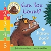 Donaldson and Scheffler My First Gruffalo: Can You Count? Jigsaw Book (Board Book)