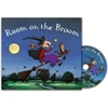 Donaldson and Scheffler Room on the Broom (Paperback and CD)