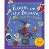 Donaldson and Scheffler Room on the Broom Sticker Activity Book (Paperback)