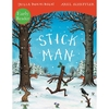 Donaldson and Scheffler Stick Man - Early Reader (Paperback)