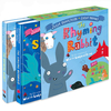 Julia Donaldson The Singing Mermaid and The Rhyming Rabbit board book gift slipcase