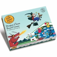 Toys & Games  - Room on the Broom Room on the Broom Dragon Chase Board Game