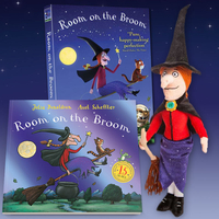 Garden Tools & Devices  - Room on the Broom Room On The Broom Halloween Bundle