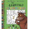 The Gruffalo The Gruffalo Colouring Book (Paperback)