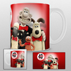 Aardman Aardman 40th Celebration Limited Mug