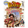 Catalogues, Newspapers & Magazines Pirates The Pirates! In an Adventure with Scientists Sticker Activity Book.