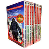 Non-Fiction Picture Books Children Choose Your Own Adventure Series 1 to 8 Books Set Collection Pack