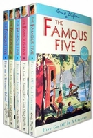 Non-Fiction Picture Books  - Enid Blyton FAMOUS FIVE (1 to 5) 5 Books Pack New