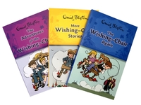 Non-Fiction Picture Books  - Enid Blyton The Adventures of the Wishing Chair Collection 3 Books Set Pack