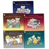 Non-Fiction Picture Books Large Family Collection Jill Murphy 5 Books Set Children illustrated Flats