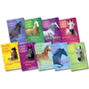 Children's Fiction and Narratives Sandy Lane Stables By Michelle Bates Collection 9 Books Set - Dream,Runaway Pony