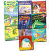 Non-Fiction Picture Books Tiger Press 10 books set collection NEW Picture Flats