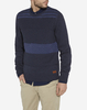 Men's Structured Crew Knit