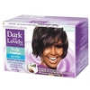 dark & lovely comfort no lye relaxer kit