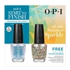 opi a little sparkle twin pack 15ml