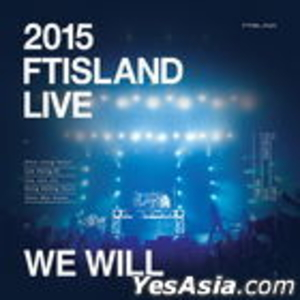 Video & DVD (buy)  - 2015 FTIsland Live - We Will Tour (2DVD+Photobook) (Limited Edition) (Korea Version)