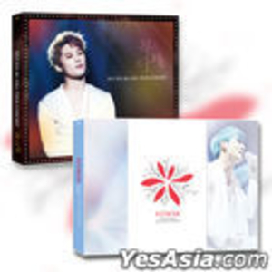Video & DVD (buy)  - 2015 XIA 3rd Asia Tour Concert - FLOWER in Tokyo + 2015 XIA 4th Asia Tour Concert - Yesterday in Yokohama Package (6DVD + Photobook + Mini Posters) (Limited Edition) (Korea Version)