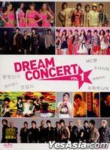 Dream Concert Vol.1 (DVD) (Thailand Version)