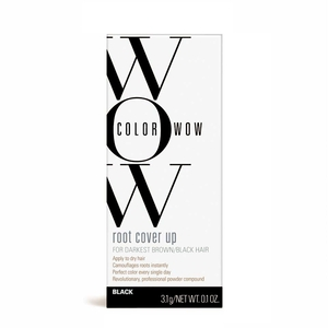 Non-permanent Colouring  - Color Wow Root Cover Up - Black 2.1g