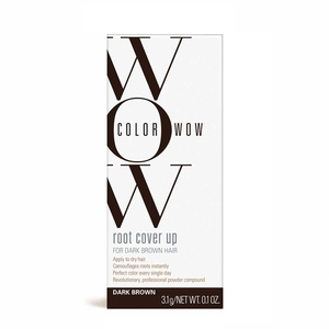 Non-permanent Colouring  - Color Wow Root Cover Up - Dark Brown 2.1g