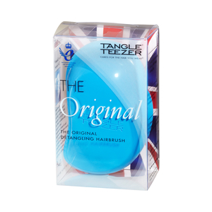 Brushes & Combs  - Tangle Teezer The Original Blueberry Pop