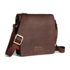 Holkham Tablet Bag Antiqued Tan Leather