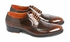 S13-129 Patent Leather Derby Shoe