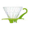 Hario V60 Glass Coffee Dripper 01 – Green