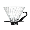Hario V60 Glass Coffee Dripper 02 – Black