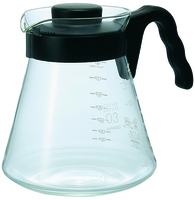 Hario V60 Glass Coffee Server 03 1000ml