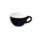 Egg 150ml Flat White Cup Black