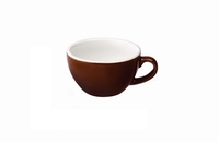 Egg 150ml Flat White Cup Brown