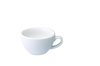 Egg 150ml Flat White Cup White