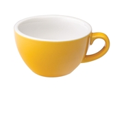 Cups & Mugs  - Egg 150ml Flat White Cup Yellow