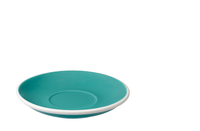 Cups & Mugs  - Egg 15.50cm Café Latte Saucer Teal