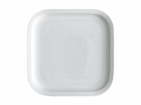 Loveramics Er-go! System Square Dinner Plate White 30cm