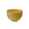 Weave 150ml Textured Bowl (Mustard)