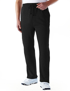 Clothing  - Fleece Lesiure Trouser With Full Elastication