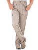 Multi Pocket Zip Action Trousers