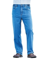 Side Elasticated Jean