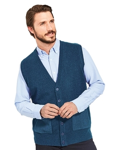 Clothing  - Tootal Lambswool Waistcoat