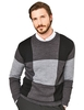 Woodville Colour Block Sweater