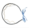 Hair Jewellery SUMMER ENCHANTING CIRCLET_BLUE: By Kat&George for Senhoa