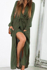 Cupshe All I Care Long Shirt Dress