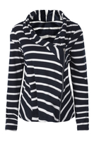 Cupshe All Of Stripe Knitting Top