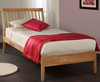 Ananke Small Double 4ft Birch Bed