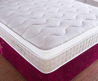 Beds  - Elle Small Double 4ft 2000 Pocket Spring and Latex Mattress