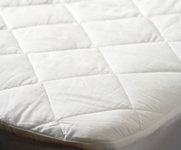 Duvets, Blankets & Bedspreads  - Evie Small Double 4ft Mattress Protector