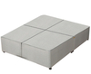 Opal Small Double 4ft Contract BASE ONLY - Split into 4 Parts no drawers